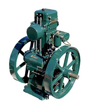 Stationary Engine Colours
