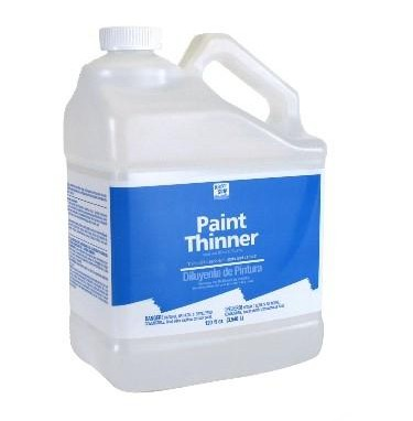 Ratio Of Paint To Thinner For Spray Gun
