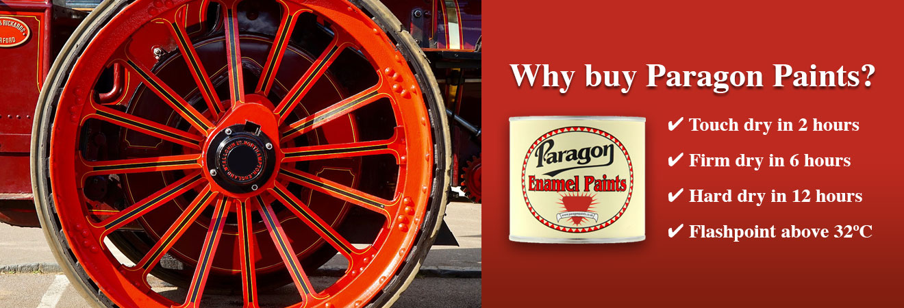 why buy from paragon paints