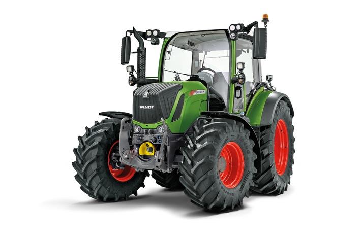 Fendt Tractor Colours