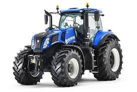 New Holland Colours