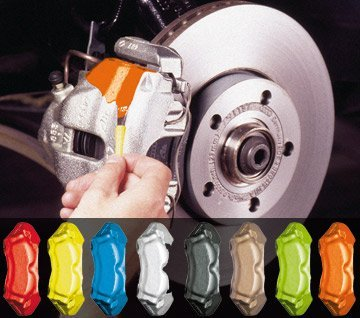 Brake Caliper Colours