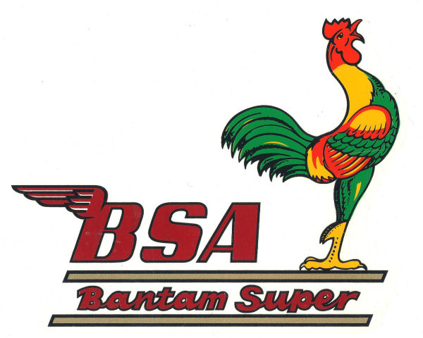 BSA Colours