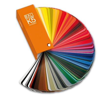 BS4800 Colours