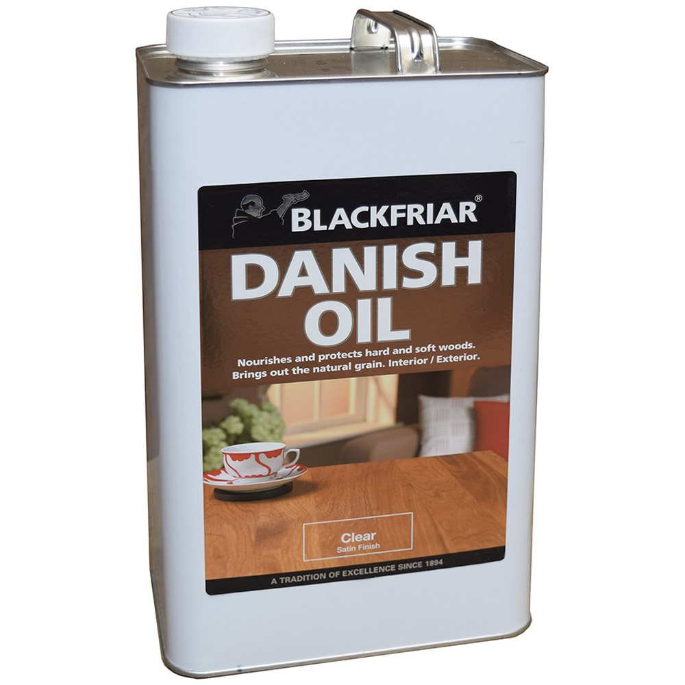 Blackfriars Danish Oil 5 Litre