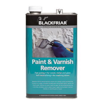 Blackfriar Paint and Varnish Remover 250ml