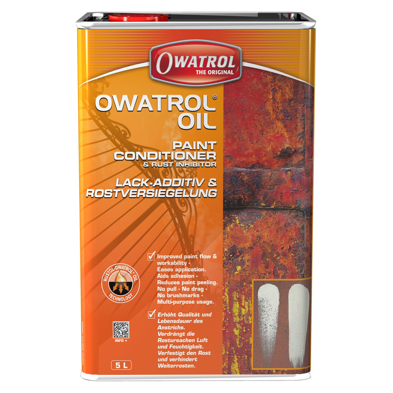 Owatrol Oil Paint Conditioner