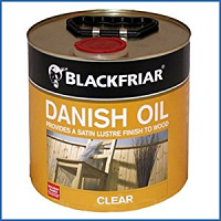Blackfriars Danish Oil 2.5 Litre